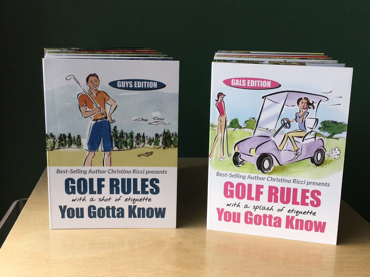 beginner golfer DVDs