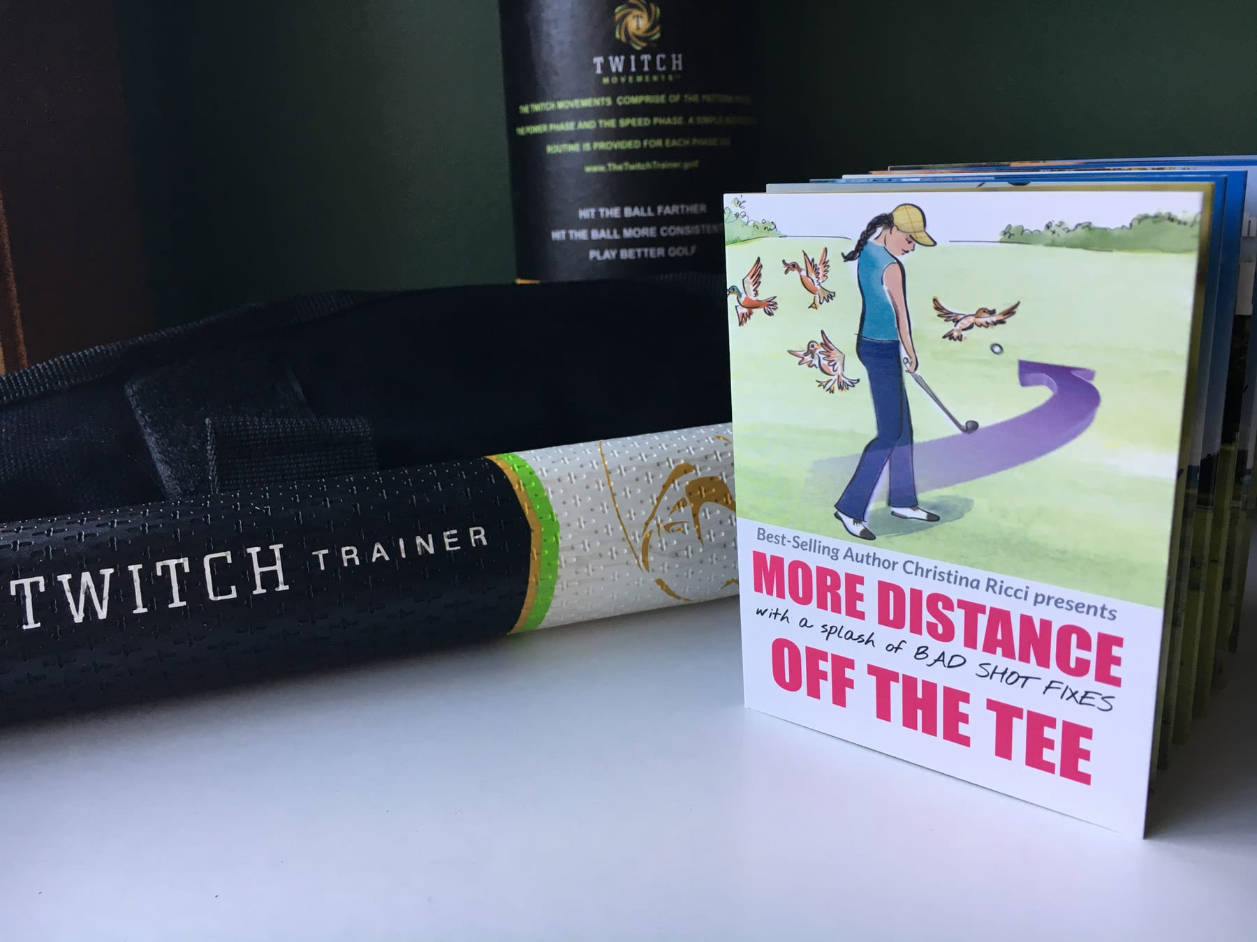 Shop Tee & Fairway Training Sets
