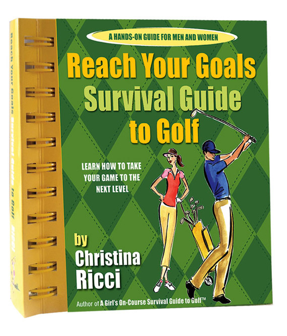 Green Book golf guide for men and women