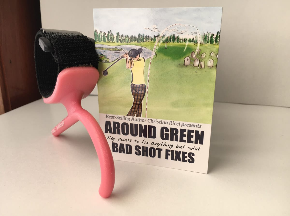 Around & On Green Training Aid Sets